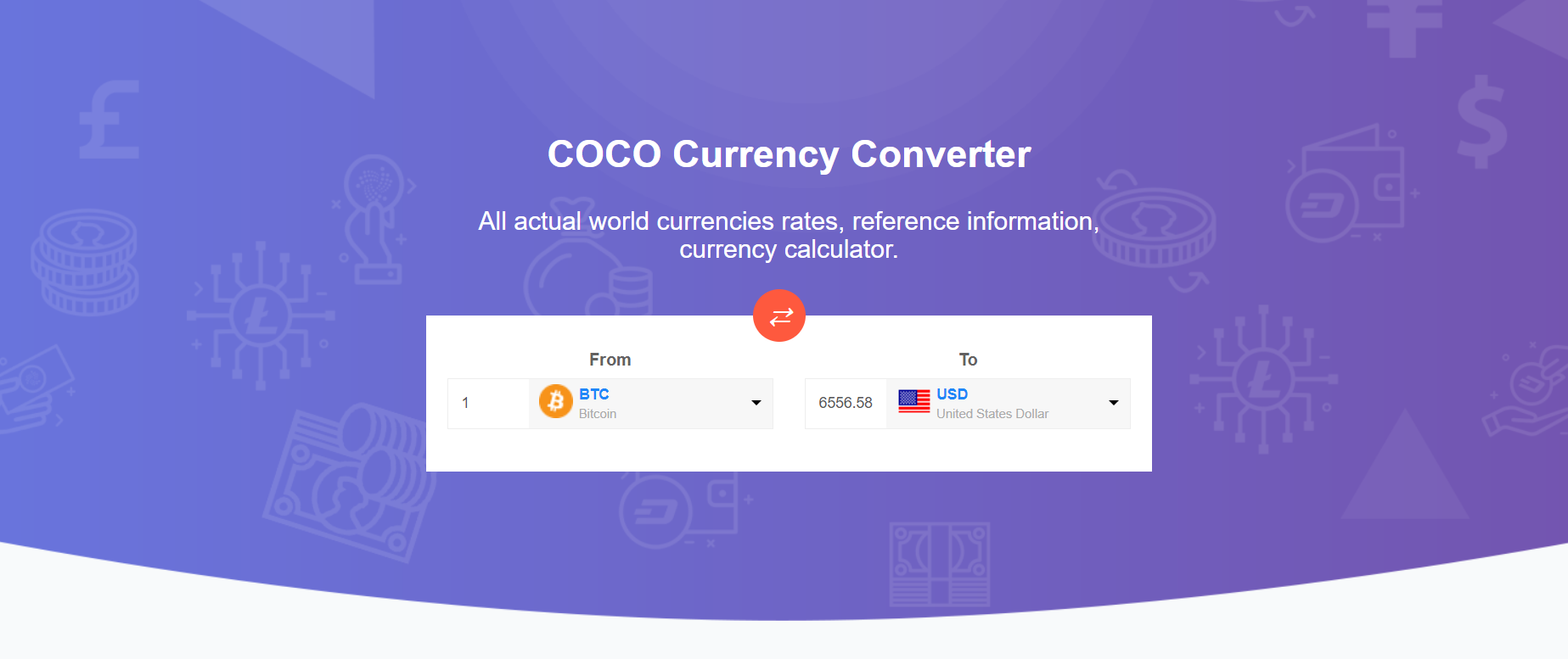 Coco - Currency Converter